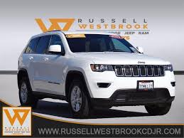 2017 Jeep Grand Cherokee Laredo Los Angeles Ca Glendale Burbank