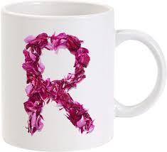 lolprint r flower alphabet letter name ceramic mug price in india