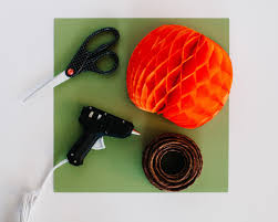 Halloween Decorating Ideas How To Make 3d Pumpkin Art How Tos Diy