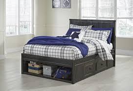 jaysom black b521y twin bed with storage