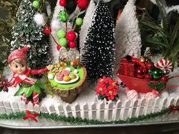 the sweet scenes for a fairy garden christmas teelie u0027s fairy garden