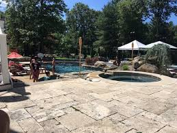 Travertine Patio Travertine Patio How Did They Lay Yours Down