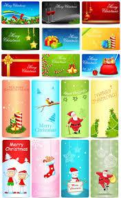 christmas giftcard templates vector vector graphics blog