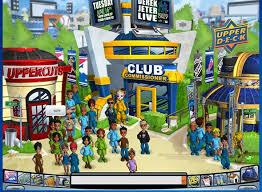 Online Chat Rooms For Kids by Derek Jeter To Appear In Kids Virtual World Upperdecku Upper