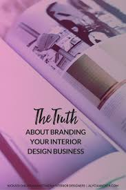 the nitty gritty about your branding your interior design business