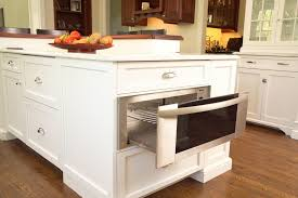kitchen island with oven charming white kitchen island including pull out oven drawers also