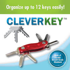 clever key key chain the as seen on tv com shop