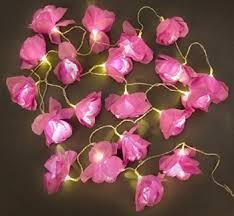 Flower Lights For Bedroom MonclerFactoryOutletscom - Pink fairy lights for bedroom