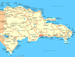 Dr Map Large Map Of Dominican Republic Wiring Free Printable Images