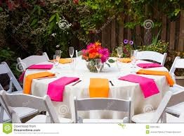 wedding reception tables wedding reception tables stock photos image 35627383