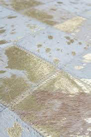 pouf kaufen stilvolles ledersitzkissen lavish 210 elfenbein gold kaufen