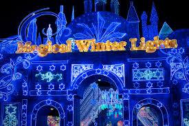 the lights festival houston 2016 magical winter lights