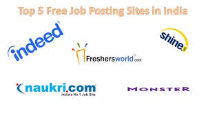 Free Job Portals To Search Resumes by What Are Free Job Posting Sites In India Quora