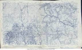 Breckenridge Colorado Map by