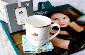 Downton Favors by Downton Inspired Tea Giveaway