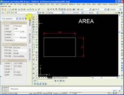 Total Square Footage Calculator Area In Autocad Youtube