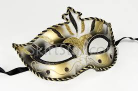 jester masquerade mask venetian masquerade mask black gold silver costume harlequin