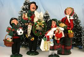 the carolers