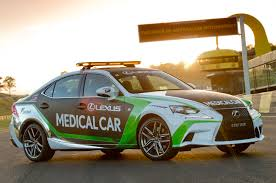 toyota lexus adelaide lexus rc f is the new v8 supercars safety car