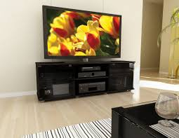 Tv Stand Cabinet Design Tv Component Cabinet With Glass Doors