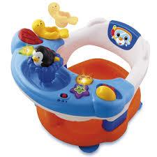 siège de bain pour bébé siège de bain interactif 2 en 1 de vtech fauteuils de bain aubert