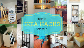 the top 10 ikea hacks of 2016 ikea hackers