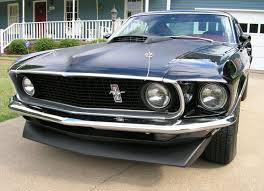 Black Fastback Mustang Raven Black 1969 Mach 1 Ford Mustang Fastback Mustangattitude
