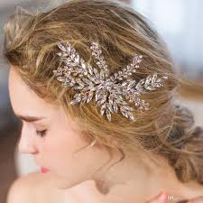 bridal hair clip luxury bridal hair clip vintage handmade hair ornaments