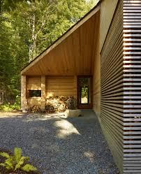 contemporary cabin in ontario canada homedezen