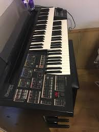 yamaha electone hc2 with double keyboard and posot class
