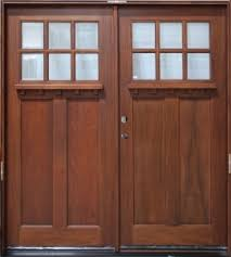 Exterior Door Units Wood Cherry 36 Exterior Door Unit