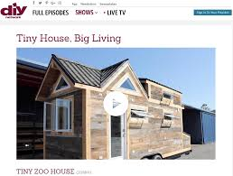 Tiny House Models See The Evergreen Model On Diy Network U0027s Tiny House Big Living