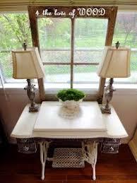 White Sewing Machine Cabinet by Pinterest U0027teki 25 U0027den Fazla En Iyi White Sewing Machine Fikri