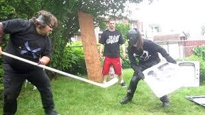 agent x c vs scythe chw championship match backyard wrestling