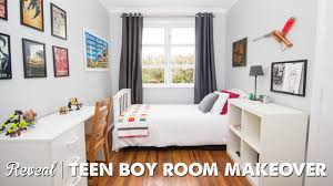 teen boy s bedroom makeover reveal a thousand words youtube teen boy s bedroom makeover reveal a thousand words