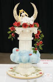 moon cake topper cake topper la cupella cake boutique