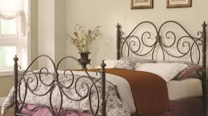 buy langley metal headboard size queen with queen size metal
