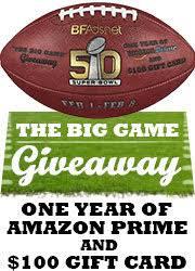 gift of amazon prime black friday 2016 big game giveaway 2016 big game giveaway black friday