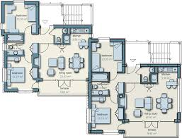 semi detached house floor plan semi detached house plans find house plans 3736