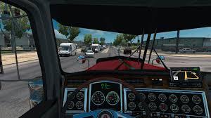 buy kenworth w900 kenworth w900 interior v1 0 v1 2 x american truck simulator