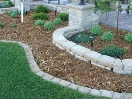 Landscaping Edging Ideas Border Ideas For Flower Bedscheap Garden Edging Ideas Wood Cheap
