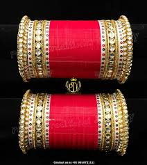 indian wedding chura pin by anjalika on stuff to buy bangle wedding