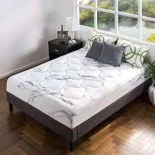 Ultra King Bed Amazon Com Zinus Memory Foam 10 Inch Supreme Ultra Plush