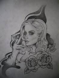 women tattoo design by frosttattoo on deviantart