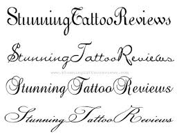 the 25 best tattoo fonts for names ideas on pinterest font