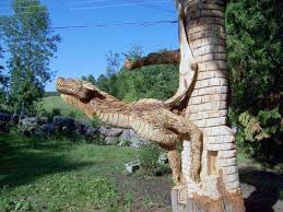 awesome carved out of a tree iwebstreet