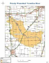 County Map Of Illinois Vermilion River Illinois Basin Illinois Cbmp
