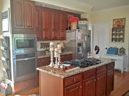 Kitchen Cabinets Redo Painted Kitchen Cabinets Makeover Before U0026 After At Home With