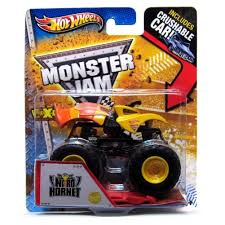 2014 monster jam trucks amazon com wheels monster jam nitro hornet 1st editions 2013