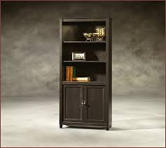 Carlyle Large Bookcase Bookcases With Doors Target Minimalist Yvotube Com
